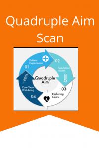 Quadruple Aim Scan